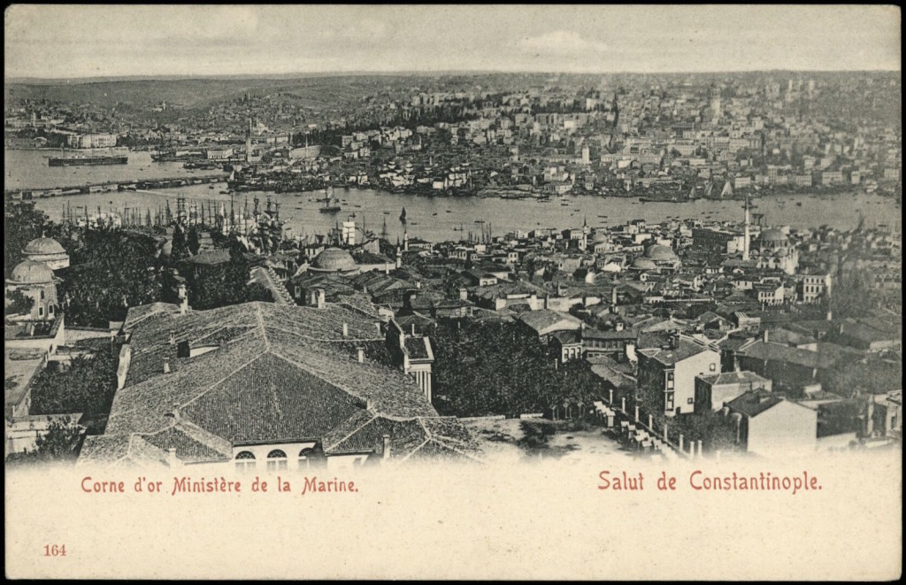 Constantinople, Corne d'or